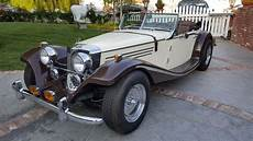 1937 mercedes marlene kit car
