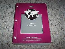 best auto repair manual 1997 lincoln town car interior lighting 1997 lincoln town car shop service repair manual executive signature cartier v8 ebay
