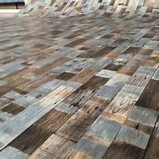 Pvc Bodenbelag Holz Optik Planken Vintage Dunkel 200 Cm