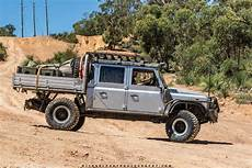 Land Rover Defender 130 Modified