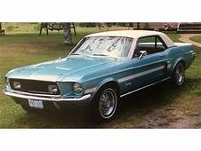 1967 To 1969 Ford Mustang GT/CS California Special For Sale