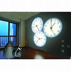 6 5 quot h color changing led light projector wall clock 851416 2018 89 99