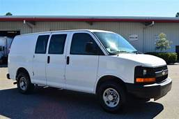 Find Used 2007 CHEVROLET EXPRESS CARGO VAN WORK BOX