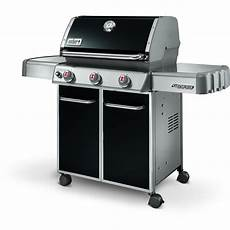 weber genesis premium ep 310 propane gas grill on cart
