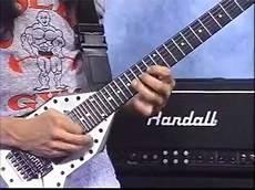 michael angelo batio guitar speed kills by michael angelo batio