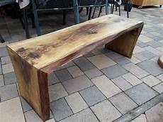 holz tischplatte für draussen bank aus massivholz eiche bauanleitung zum selber bauen