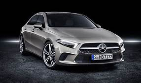 Mercedes A Class Saloon 2018  Price And Release Date