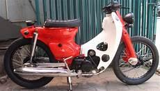 Modifikasi Honda Legenda by Transformasi Honda Legenda Jadi Cub Kekinian Dengan
