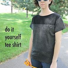Do It Yourself Kleidung - do it yourself t shirt diy clothes design sewing