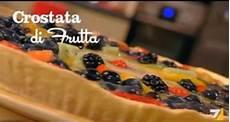crostata di frutta benedetta parodi crostata di frutta la ricetta di paola minaccioni e benedetta parodi video ultime notizie flash
