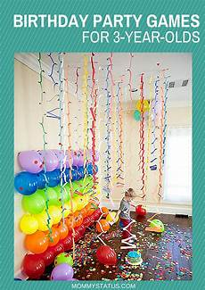 Birthday For 3 Year Olds Status
