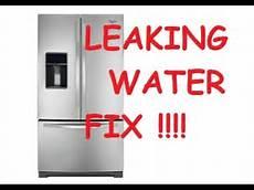 Kitchenaid Refrigerator Troubleshooting Water Dispenser by Whirlpool Refrigerator Repair In Freezer Water On
