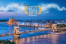 budapest wins best european destination 2019 title