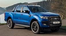Ford Ranger Wildtrak X Is Like A Declawed Raptor Carscoops