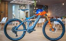 what s new from cube e bikes for 2018 the hybrid and
