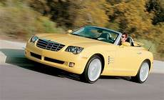 2005 Chrysler Crossfire Roadster Road Test Review Car