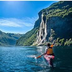 les plus beaux voyages du monde les plus beaux paysages du monde en kayak