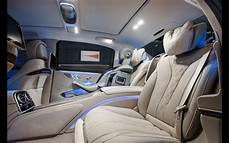 2015 Mercedes Maybach S Class Interior 7 1280x800