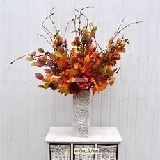 fiori finti fiori finti margaret arancio in tessuto lavabile