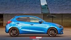 X Tomi Design Mazda 2 Mps