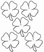 Clover Coloring Page  Book