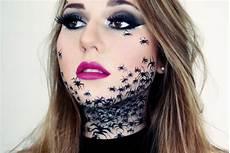 Spinnennetz Malen Gesicht Carsmalvorlage Store
