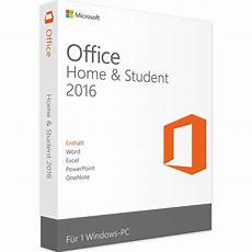 microsoft office home and student 2016 g 252 nstig kaufen