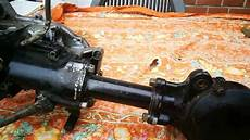 Entretient Transmission Par Cardan Piwi 50