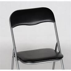 95050s4 schwarz klappstuhl sessel klappsessel zum klappen
