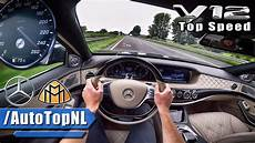 mercedes maybach 6 0 v12 biturbo acceleration top speed