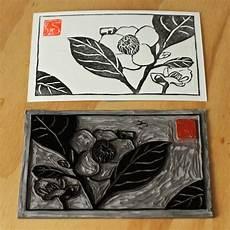 Camellia Kissii Print Complete Plus Monotypes Etsy