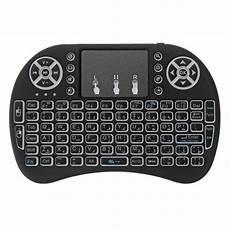 Version Wireless Mini Keyboard Touchpad by I8 Three Color Backlit Arabic Version 2 4g Wireless Mini