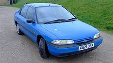 mk1 ford mondeo the ultimate daily classic petrolblog