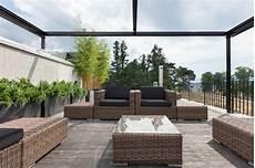 terrassen 252 berdachungen aus glas so muss das magazin by