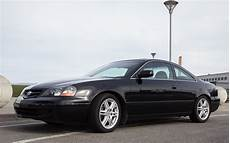 closed 2003 acura cl type s 6 speed low miles san