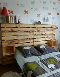 tete de lit palette de bois r 233 cup palettes on lit palette pallets and palette table