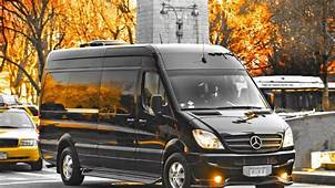 Mercedes Benz Sprinter Transformed Into Luxury Cruiser By