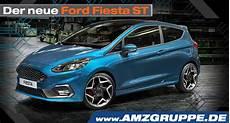 Temperament Trifft Technologie Der Neue Ford St