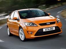 ford focus mk2 facelift electric orange ford focus st mk2 facelift focus ford