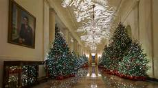 Whitehouse Decorations by Melania Unveils 2018 White House