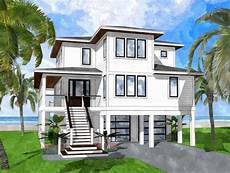 stilt house plans florida elevated piling and stilt house plans coastal home plans