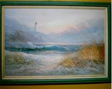 Oils Karl Neumann Original Painting Was Sold For