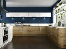 Küche Farbgestaltung Ideen - walls painting ideas kitchen blue wall paint kitchen