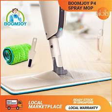 Refill Spraymop boomjoy p4 spray mop official shop shopee singapore