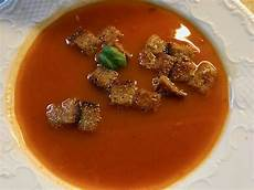 tomatensuppe aus frischen tomaten tomatensuppe aus frischen tomaten goldenanna chefkoch de