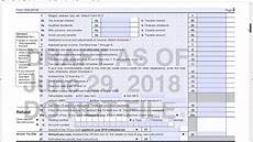 how to fill out the new irs form 1040 for 2018 with the