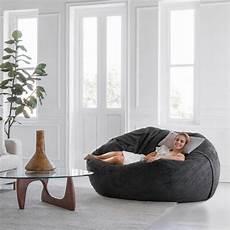 sitzsack jugendzimmer sitzsack cord sitzsack sofa diy wohnzimmer und sitzen