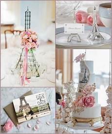 Parisian Wedding Ideas