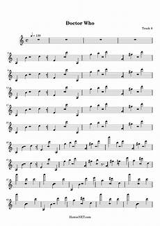 image detail for doctor who sheet music doctor who score hamienet com doctor who flute