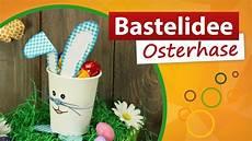 bastelidee osterhase osternest basteln trendmarkt24